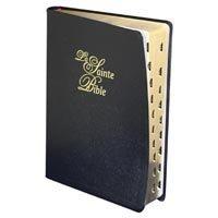 French Bible Large Print (La Sainte Bible)
