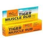 Baume du Tigre Muscle Rub Tiger 2 oz