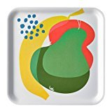 IKEA BARBAR Tray, Fruit (PEAR 13 X 13), Great For Outdoors Review