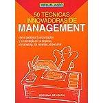 50 Tecnicas Innovadoras de Management (Spanish Edition) PDF