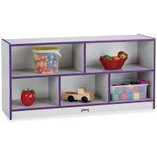 (Rainbow Accents Rainbow Low Open Single Storage Shelf)