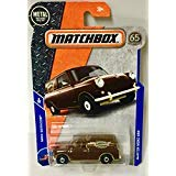 (Matchbox Brown Austin Mini Van Collectible 65th Anniversary 27/125)