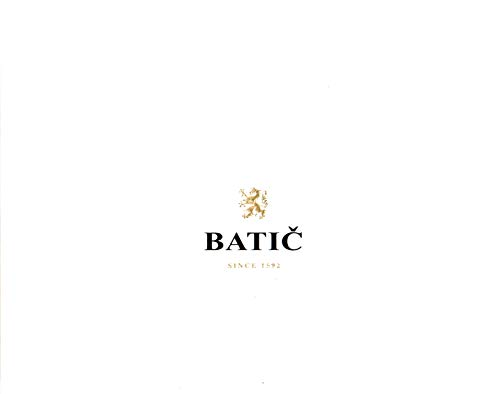 Batic since 1592 (Batič since 1592) (History of the Batic Winery) by Miha Batic