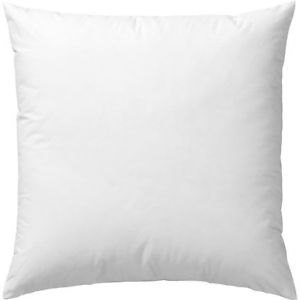 21'' x 21'' Square Premium 100% Poly Fiberfill Pillow Insert / Pillow Form by Resort Spa Home Decor (Image #1)