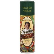 Emeril's Cooking Spray Natural Canola Oil, 6-ounces (Pack (Fry Canola Oil)