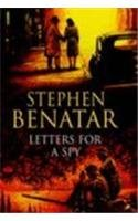 book cover of Letters for A Spy