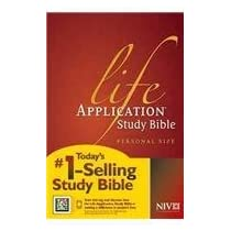Life Application NIV Personal Size Paperback