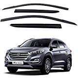 - New Smoked Door Visor K901-148 for Hyundai All New Tucson 2016-2017 Weather Shield Windown Visor