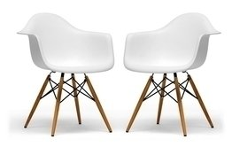 Wholesale Interiors Accent Chair White DC-866-white - Accent Furniture - living-room-furniture, living-room, accent-chairs - 21HPvVCeCjL -