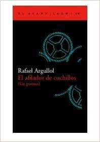 EL AFILADOR DE CUCHILLOS: UN POEMAP Usd: ACANTILADO: Amazon ...