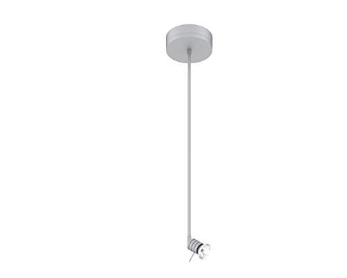 (Prima Lighting 963-00-1708-SV-24 Bulls Eye Track Head, Small, Polish chrome)