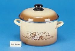 Karl Kruger Herbstlaub Series Meat Pot, Multi-Colour, 24 cm