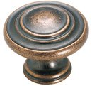 Amerock Corp. BP1586-WC Weathered Copper Knob from handyct