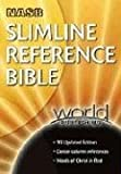 Slimline Reference Bible, Nelson Bibles Staff, 0529123282