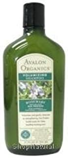 product image for Avalon Organics Volumizing Shampoo, Rosemary, 11 oz by Avalon Organics BEAUTY