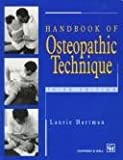 Handbook of Osteopathic Technique, Hartman, Laurie, 1565934296