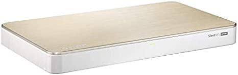 QNAP HS-453DX Ethernet Tower Gold,White NAS - Unidad Raid (HDD,SSD ...