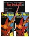 Ultimate Beginner Rock Bass Basics Mega Pak: Book, CD & 2 Videos (The Ultimate Beginner Series) ()