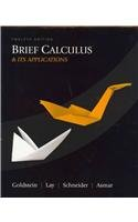 Brief Calculus and Its Applications Plus MyMathLab/MyStatLab Student Access Code Card (12th Edition)