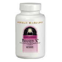 Source Naturals Pycnogenol and Grape Seed Extract 100