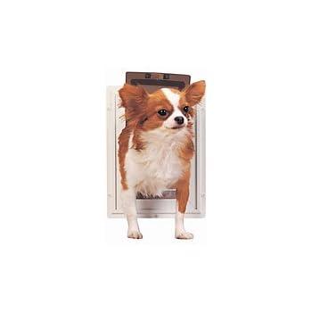 Amazon Com Petsafe Ultimate Pet Door Small Petsafe