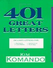 401 Great Letters, Komando, Kim, 1556238339