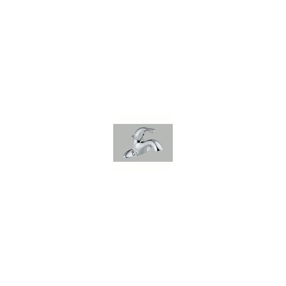Delta 520 DST Classic Single Handle Centerset Lavatory Faucet with