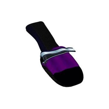 Muttluks FLXXLPU Fleece Lined Dog Boots - XX Large44; Purple