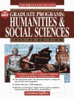 Student Advantage Guide to the Best Graduate Programs: Humanities & Social Scien ces 1997-98 edition (Annual)