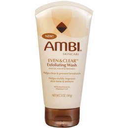 Ambi Exfoliating Face Wash