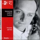 Poulenc: Sonata for Oboe and Piano; Trio for Oboe, Bassoon and Piano / Britten: Temporal Variations for Oboe and Piano;