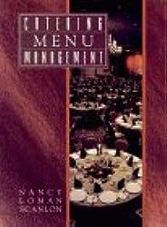 Catering Menu Management