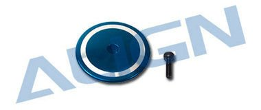 Align Metal Head Stopper, Blue: All T-Rex 600