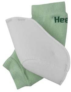 Mabis Heelbo Heel & Elbow Protectors, X-Large, Green, 12 Pair/Box 12040