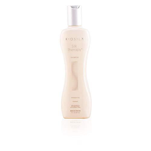 - Biosilk Silk Therapy Shampoo, 12 Ounce