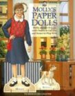 Download Molly's Paper Dolls: Molly and Her Friends With Outfits to Cut Out and Scenes to Play With (American Girl Collection) ebook