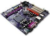 RC410L ECS-RC410L//800-M 775 WHQL//64BIT//RAID//ATI EX200 Graphic