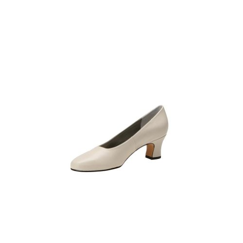 Ros Hommerson Womens Vicki Pump White Pearl 6eqOdk