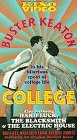 College with The Electric House, Hard Luck and The Blacksmith [VHS]