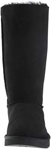 Bottes Australia Black II Suede Bailey Femme Tall Bow Ugg H6q704BB