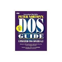 Peter Norton's DOS Guide: Special Edition