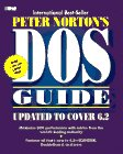 Peter Norton's DOS Guide, Peter Norton, 1566861365