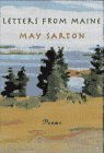 Letters from Maine : New Poems, Sarton, May, 0393302229