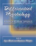 Differential Psychology : A Study of Individual Differences, Ourth, Lynn, 0787297259