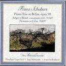 Piano Trio in B-flat Op 99, Adagio e Rondo