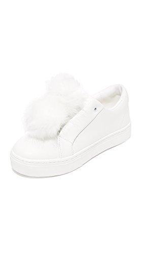 Sam Edelman Women's Leya Fashion Sneaker White
