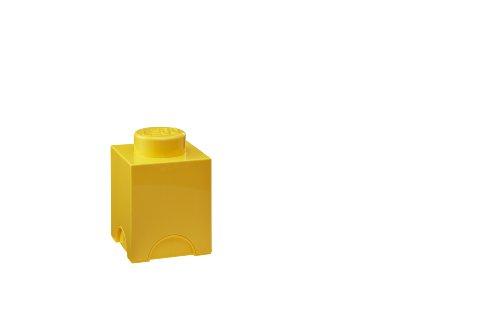 Price comparison product image LEGO Storage Brick 1,  Yellow