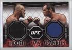 Chuck Liddell; Rich Franklin #2/50 (Trading Card) 2013 - Chuck Liddell Card
