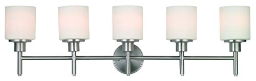 8 bulb vanity fixture - 4