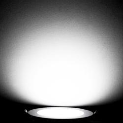 48W Linkable LED Wraparound Flushmount Light 4ft,led Shop Light,4000Lumens 5000K, ETL and Energy Star Certified,LED Wrap Light,LED Linear Indoor Lights,LED Puff Light,LED Ceiling Light,50K1pk by OOOLED (Image #1)